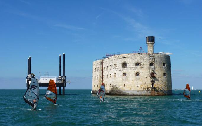 The Fort Boyard Challenge in Fouras-les-Bains