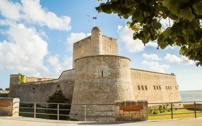 Fort Vauban in Fouras-les-Bains