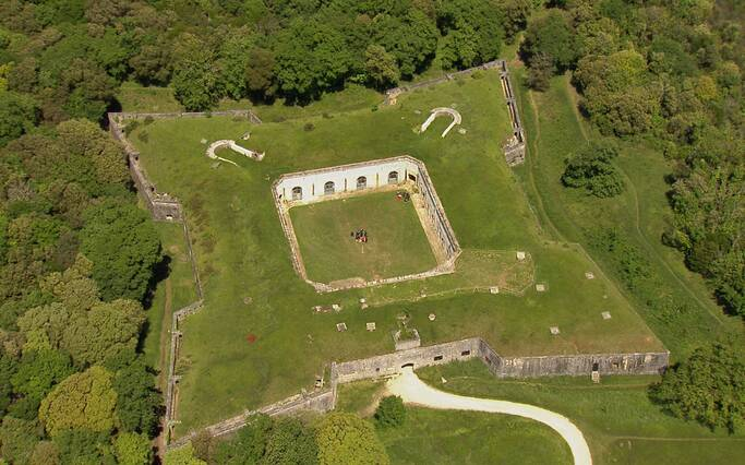 Le Fort Liédot à l'ïle d'Aix