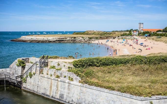 Ile d'Aix, une île, 1000 paysages