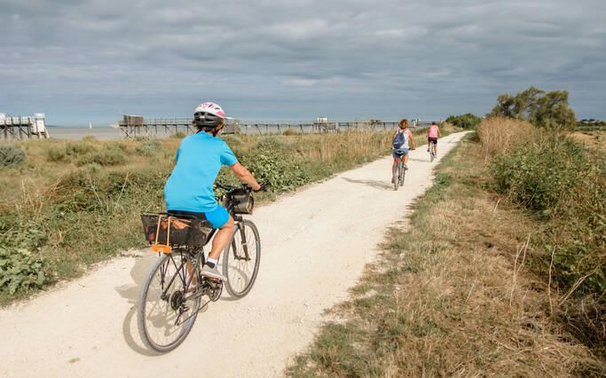 Les randonnées de l'estuaire de la Charente