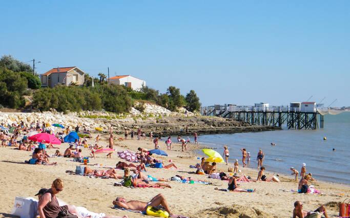 Tous à la plage à Rochefort Océan !
