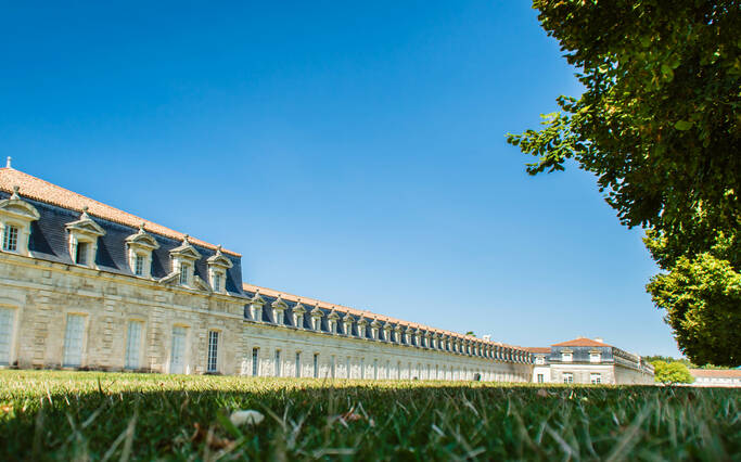 The Corderie Royale of Rochefort – A rope making factory