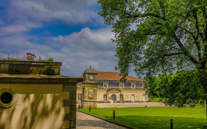 Le Jardin des Retours de l'Arsenal de Rochefort