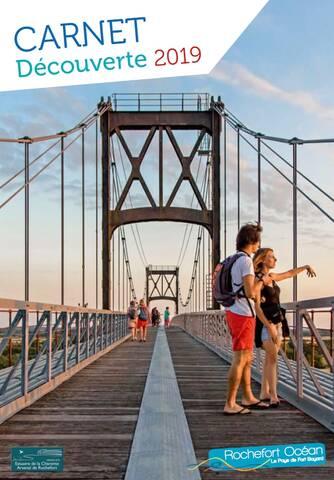Guide touristique Rochefort Océan 2019