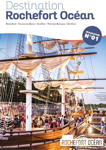 Destination Rochefort Océan 2020, MAG 1