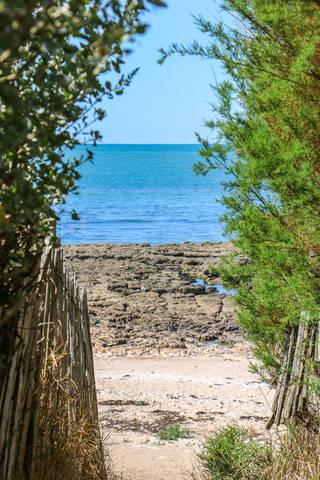 Petit coin de paradis, île d'Aix - © OT Rochefort Océan