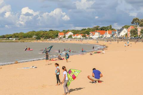Plage nord de Fouras - OT Rochefort Océan