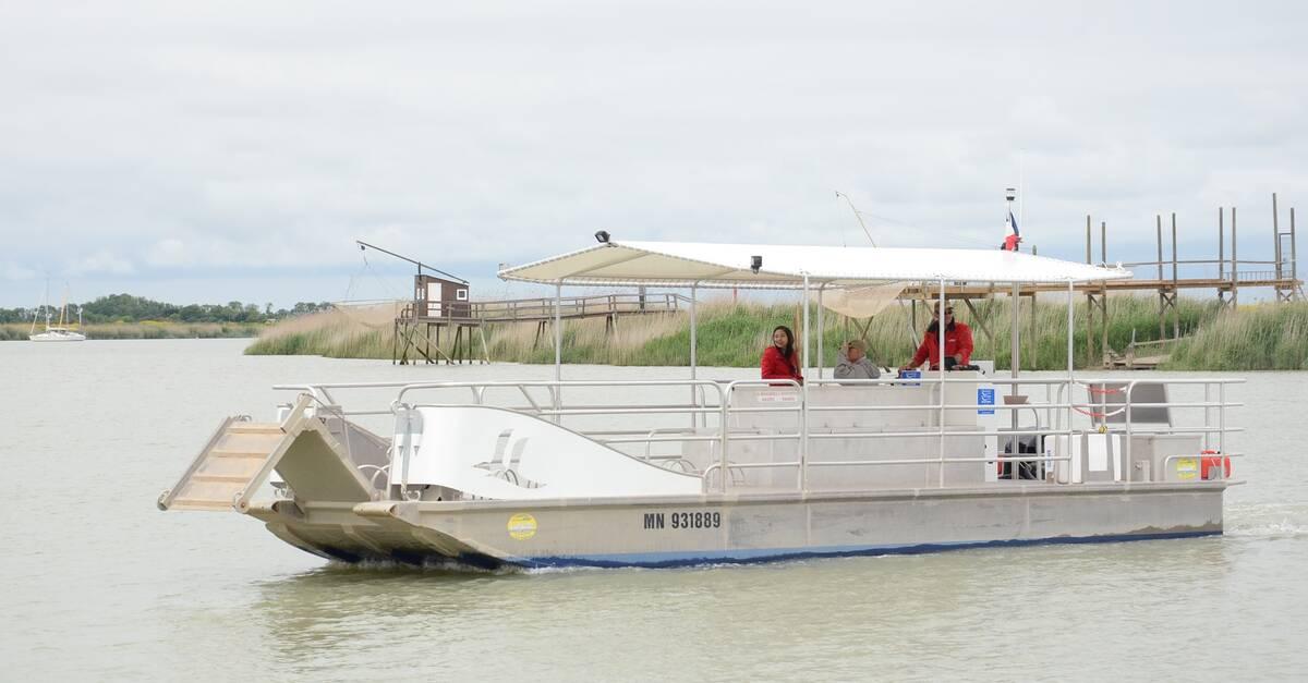 Bateau passeur le rohan office de tourisme de rochefort oc an vacances rochefort fouras - Office du tourisme rochefort sur mer ...