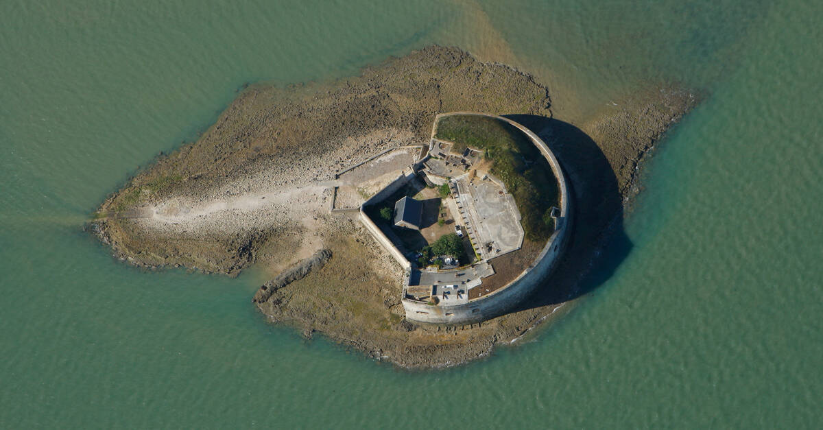 Le Fort Enet  U00e0 Fouras
