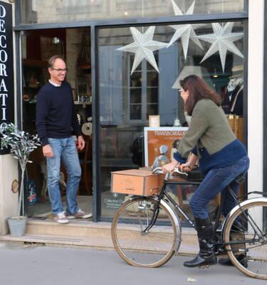 Bienvenue à la boutique Rampe Arts, Rochefort, Rochefort Océan ! © Office de Tourisme Rochefort Océan