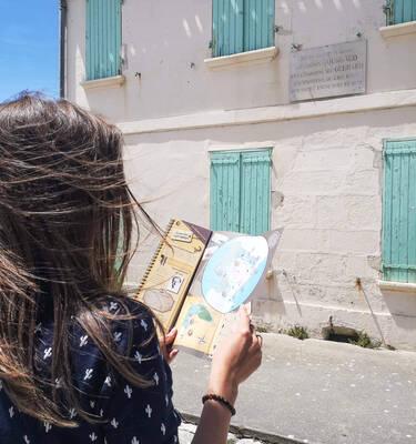 Découverte de l'île d'Aix avec la Légende des Gourgaud ©A.Orlu