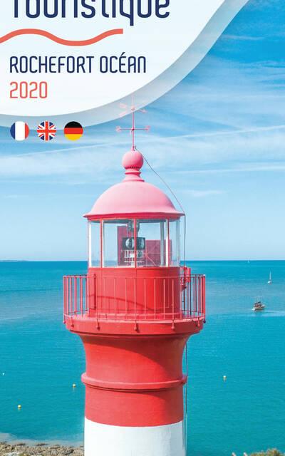 Carte touristique et la Carte Privilège Rochefort Océan 2020