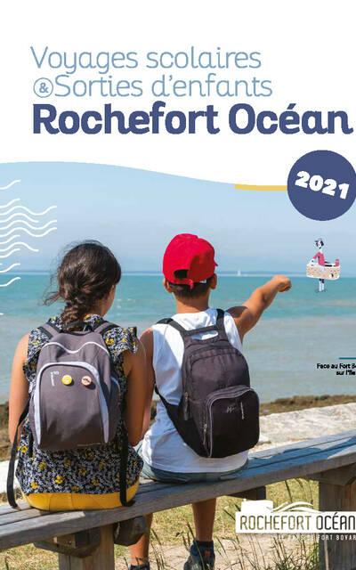 Voyages scolaires & sorties d'enfants 2021