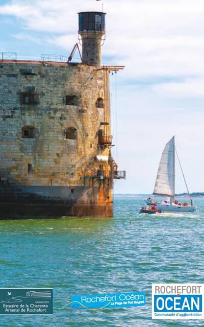 Horaires de marées et de passages avec Cap sur la Charente 2018