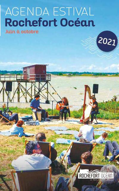 Agenda estival Rochefort Océan