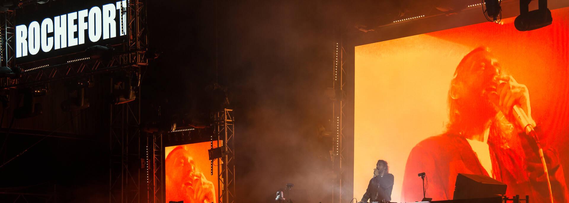 Concert DJ David Guetta, Festival Summer Sound 2016 - © David Compain - Ville de Rochefort