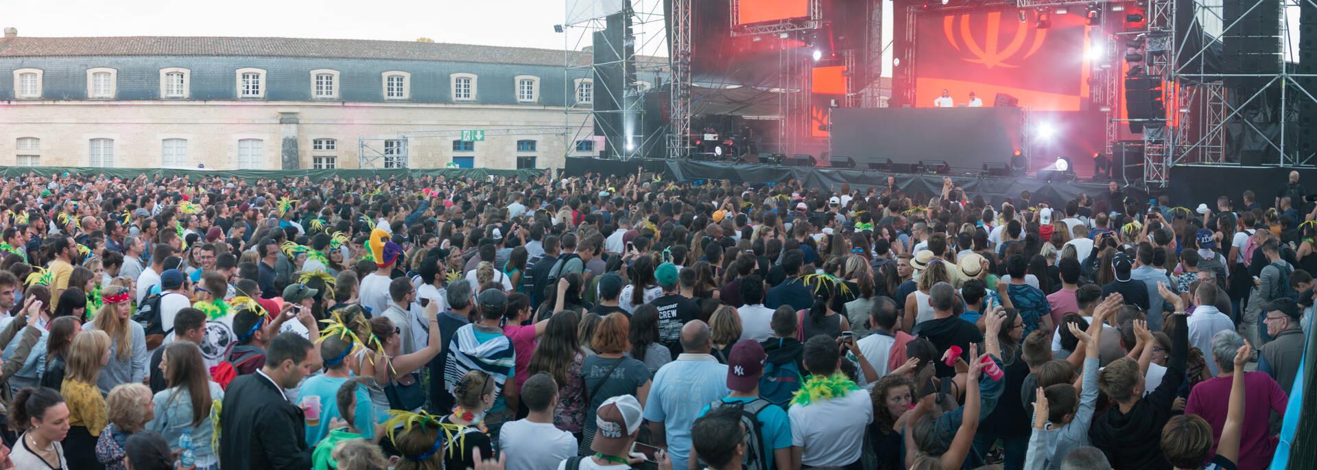 La Corderie Royale accueille le Festival Summer Sound début Août à Rochefort - © David Compain - Ville de Rochefort