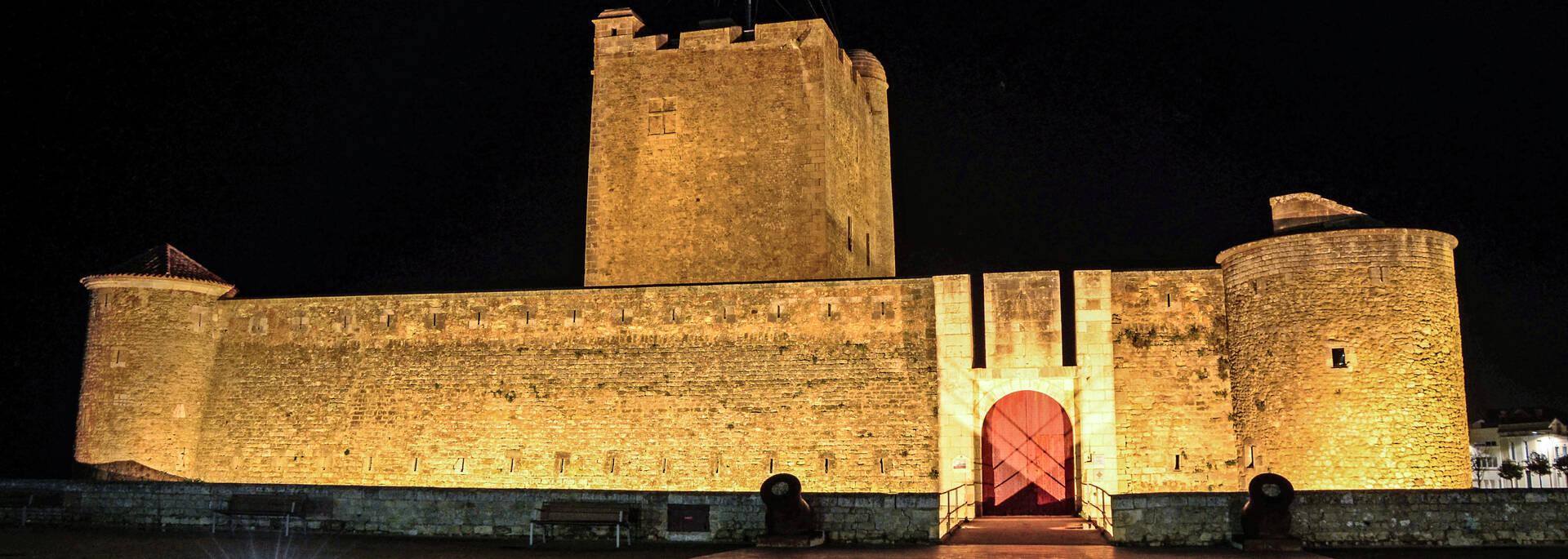Fort Vuban at night - © Baptiste Chambard