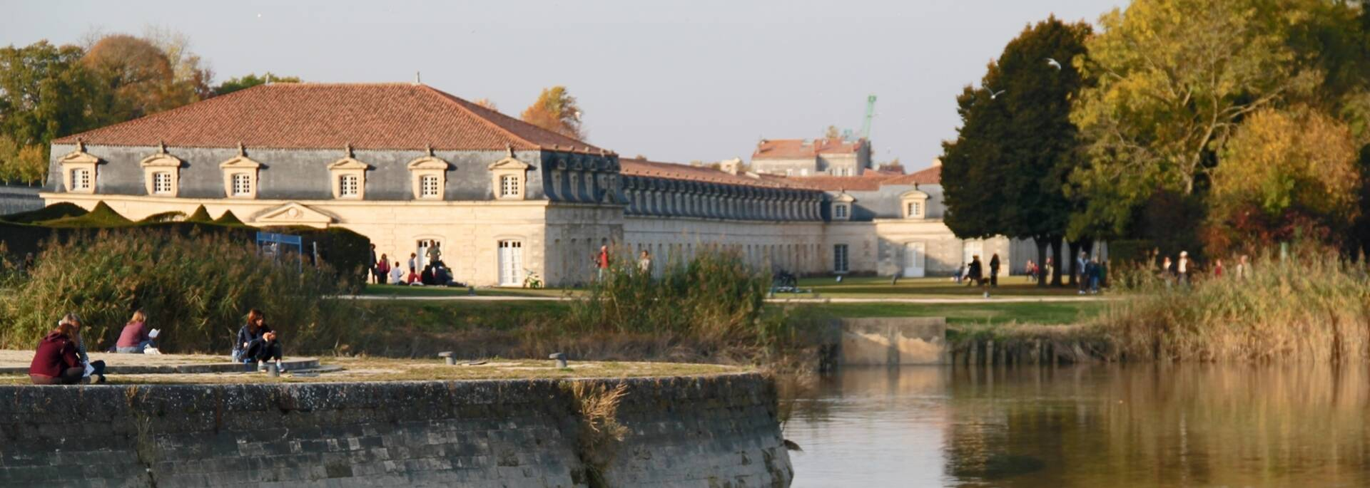 The Corderie Royale in Rochefort - © Office de tourisme Rochefort Océan
