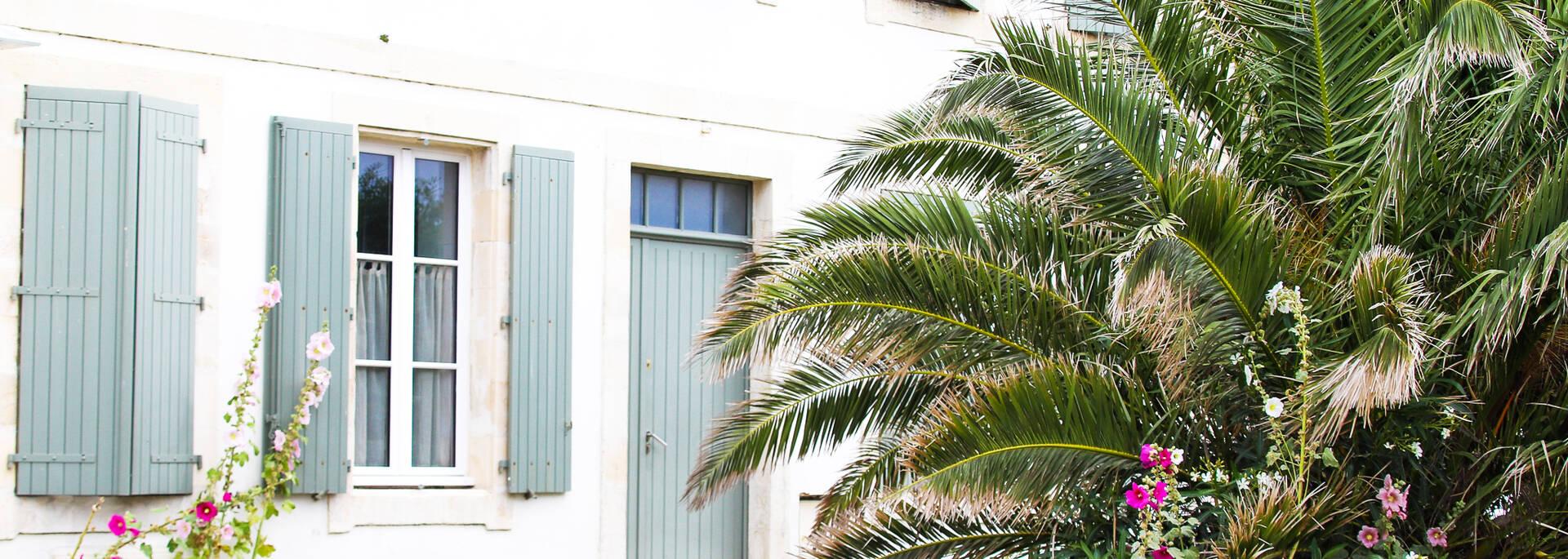 Villa de l'Ile d'Aix ©Marine  De Villartay