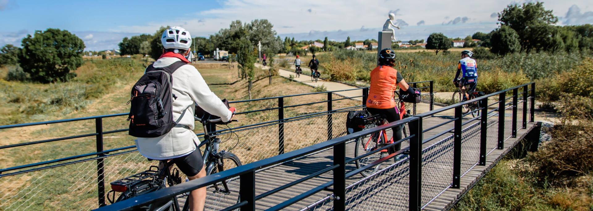 Le sentier des Guetteurs autour du Pont Transbordeur © L.Petillon