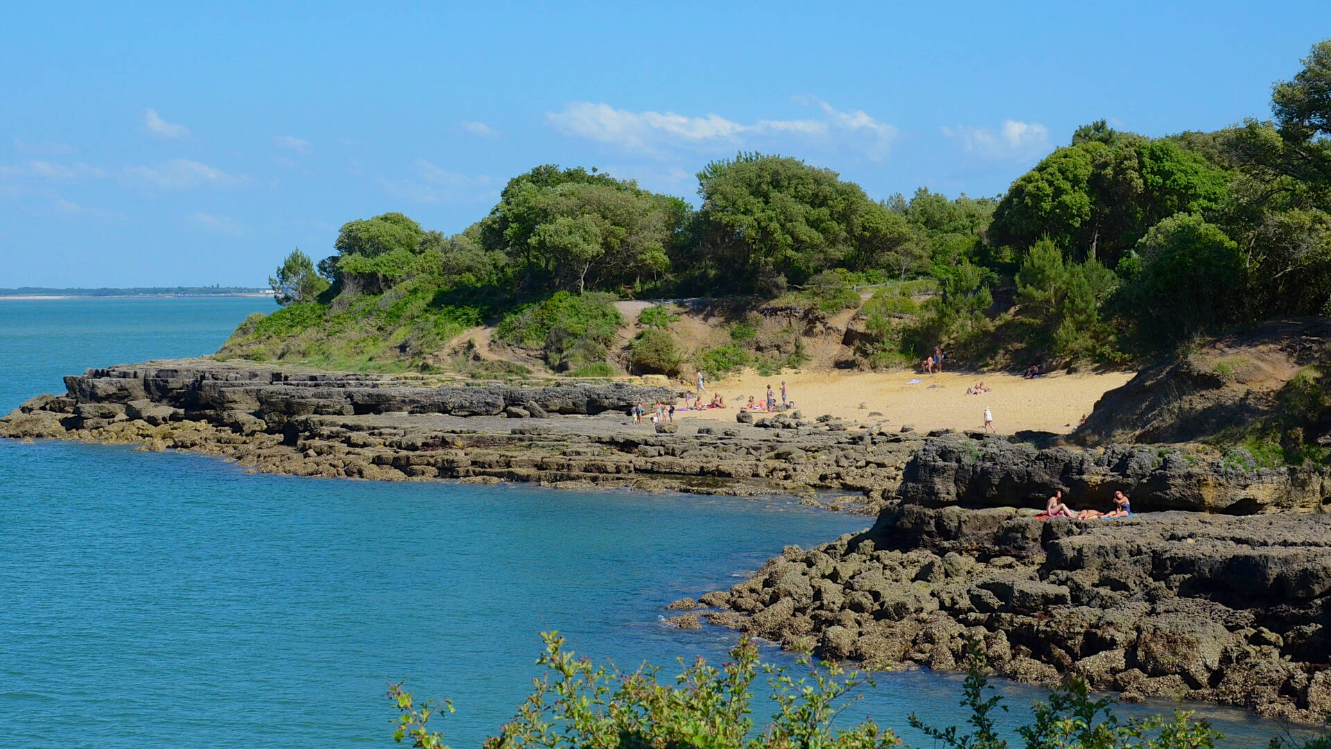The Baby Plage of Aix Island - © Samuel Courtois