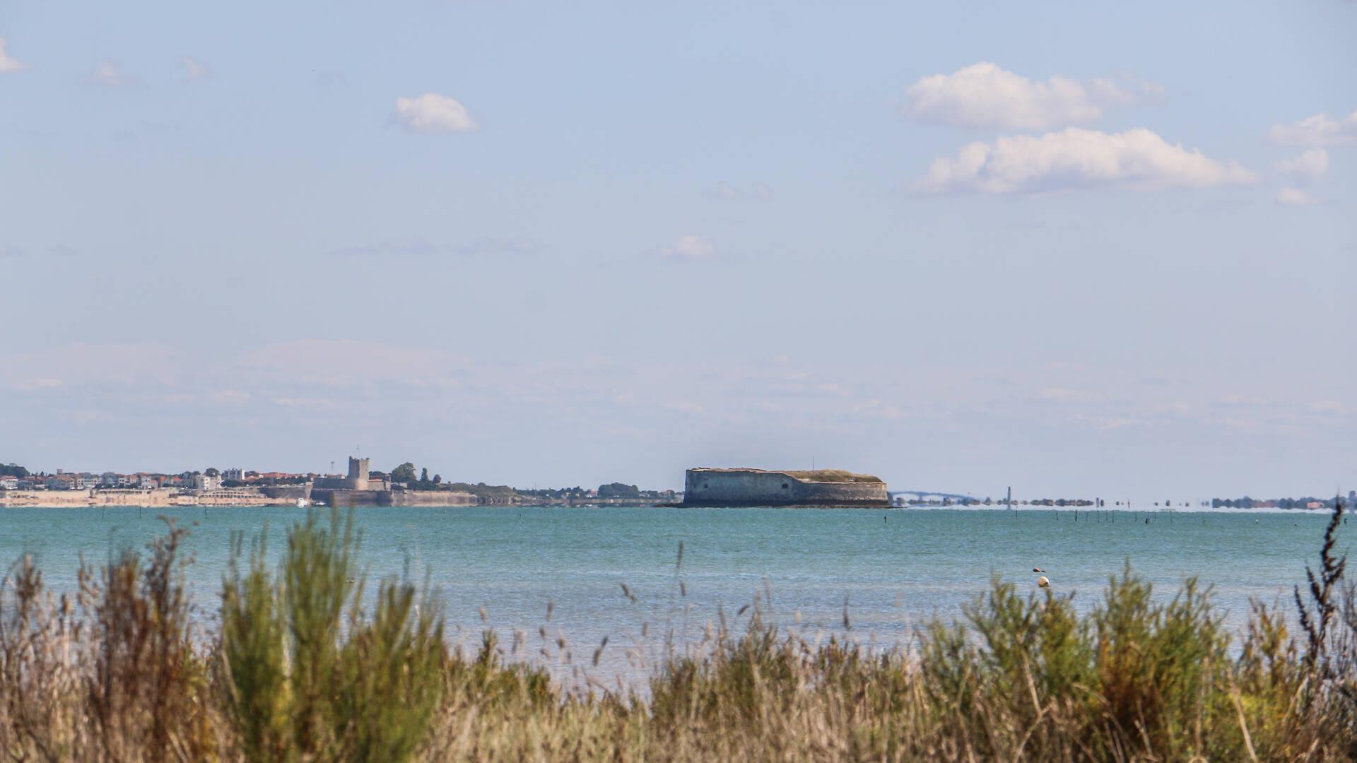vue-fort-enet-ile-aix-rochefort-ocean© Chrystelle Ecale