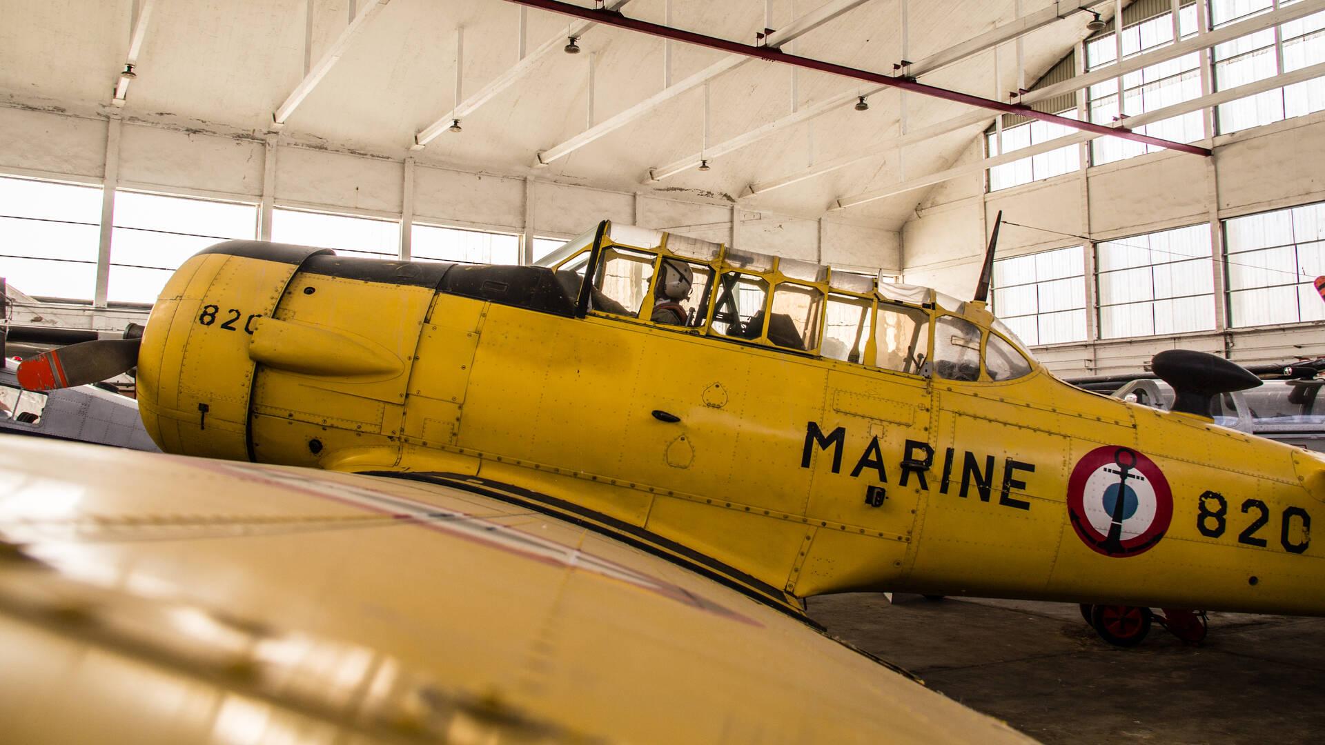 Musée de l'Aéronautique Navale à Rochefort - © David Compain - Ville de Rochefort