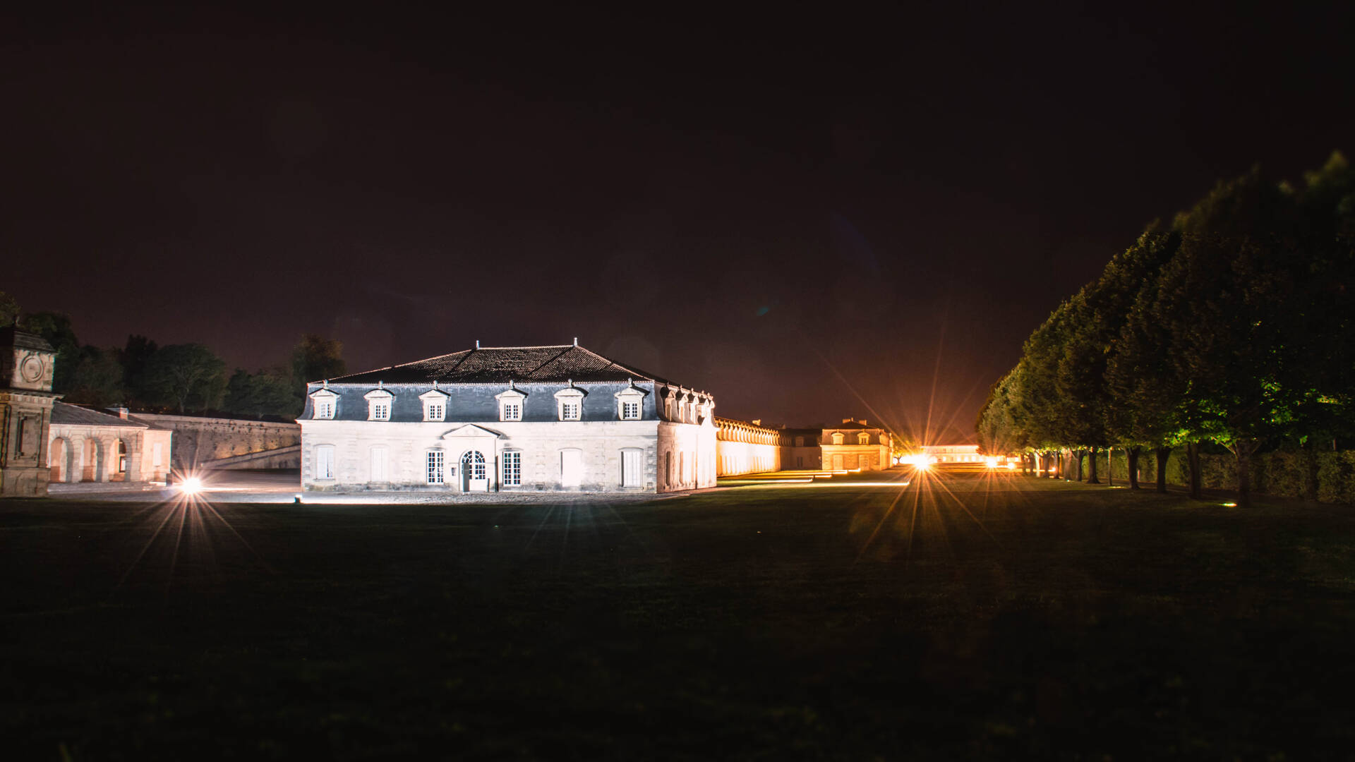 Corderie Royale à Rochefort,Océana Lumina ©Laurent Pétillon