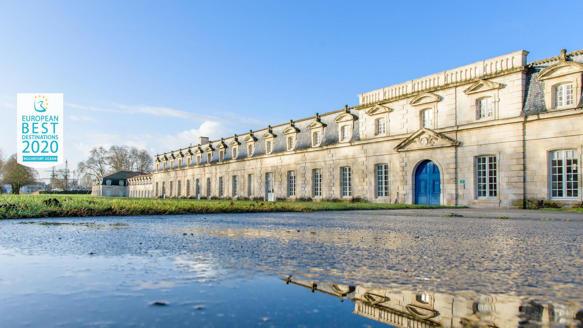 Corderie royale de Rochefort©L.Pétillon