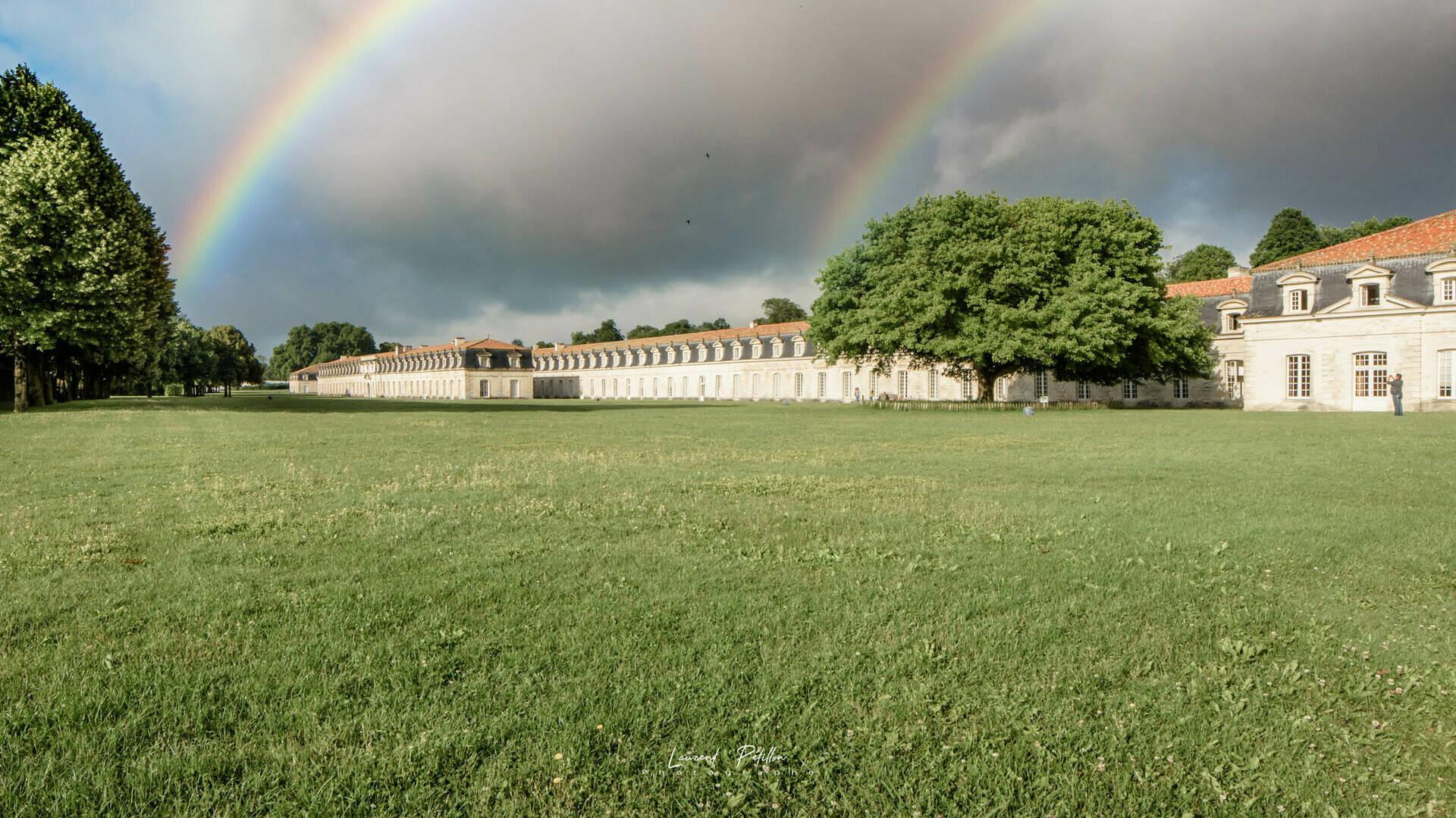 Corderie Royale at Rochefort ©L. Petillon