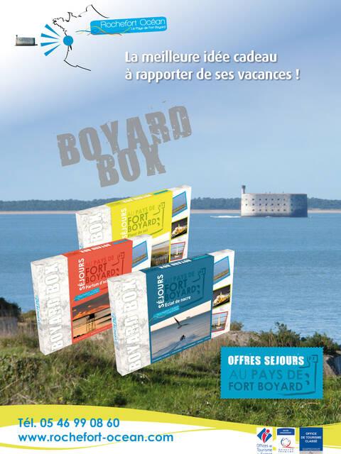 Boyard Box Rochefort Océan