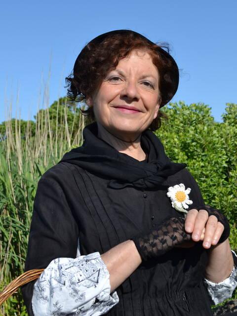 """Suzanne Simonneau dans """"Ferdinand ou l'aventure des ponts"""", Catherine Sarezza © Maison du Transbordeur"""