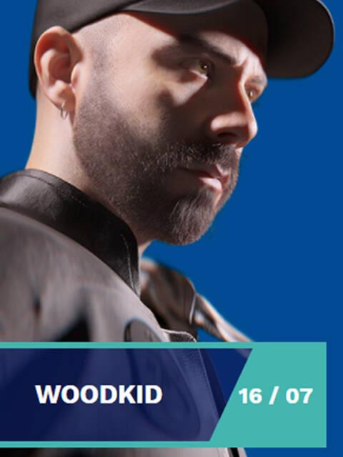 Woodkid le 16 juillet à Rochefort