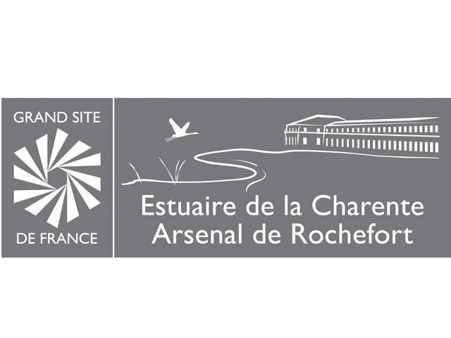 Label Grand Site de France Estuaire de la Charente Arsenal de Rochefort
