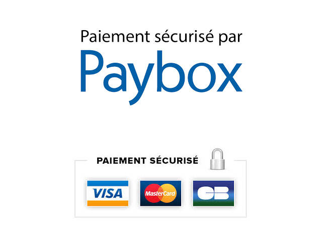 Paybox, paiement sécurisé choisi par l'Office de tourisme Rochefort Océan