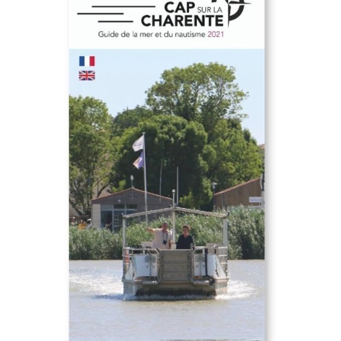 Horaires de marées et de passages avec Cap sur la Charente 2021