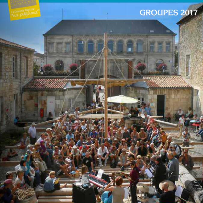 Brochure Groupes 2017 Rochefort Océan