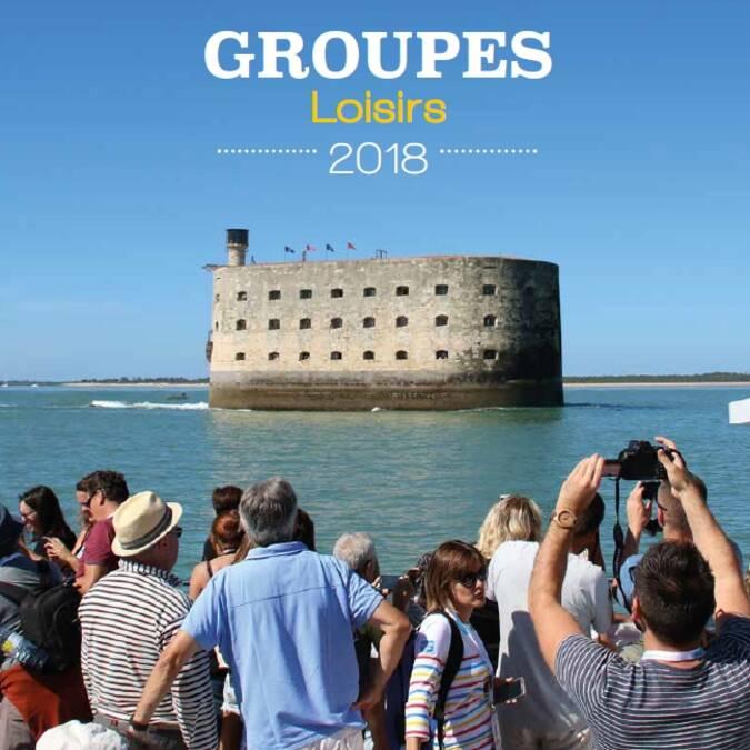 Brochure Groupes 2018 Rochefort Océan