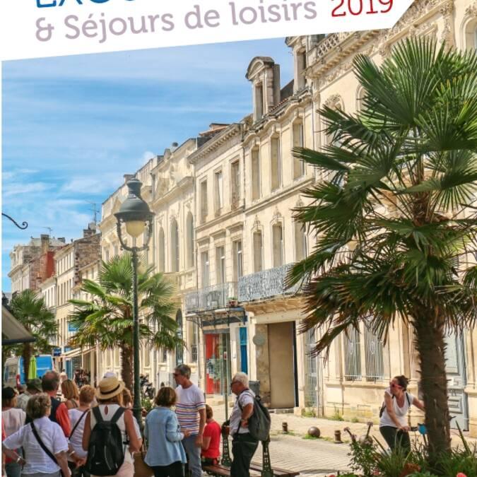 Brochure Groupes 2019 Rochefort Océan