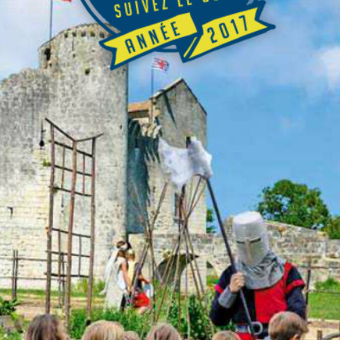 Carte touristique et Pass Privilège Rochefort Océan 2017