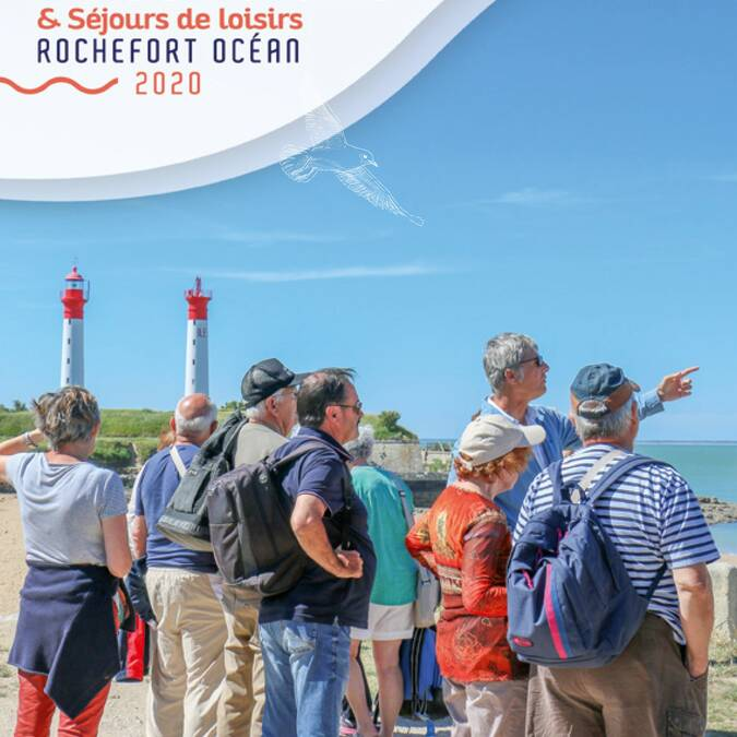 Brochure excursion Groupes 2020 à Rochefort Océan