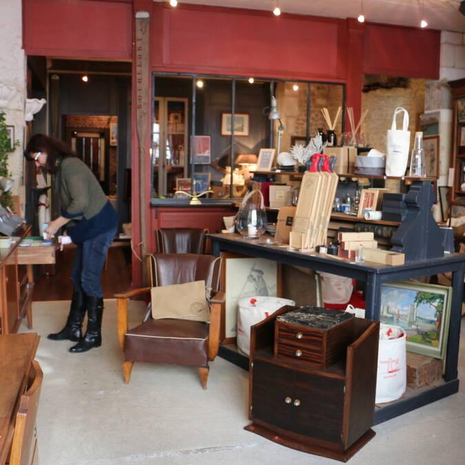 Boutique Rampe Arts, 16 rue Audry de Puyravault, Rochefort, Rochefort Océan