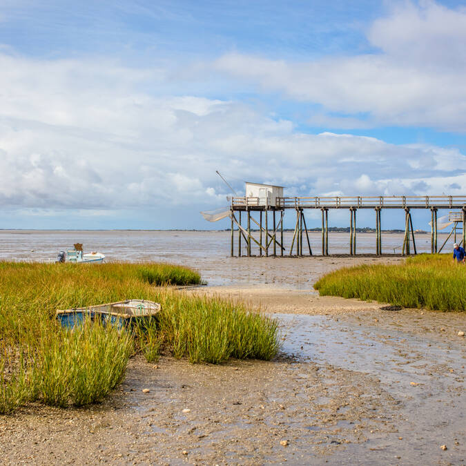 carrelet-fouras-les-bains-rochefort-ocean©Imagesetemotion