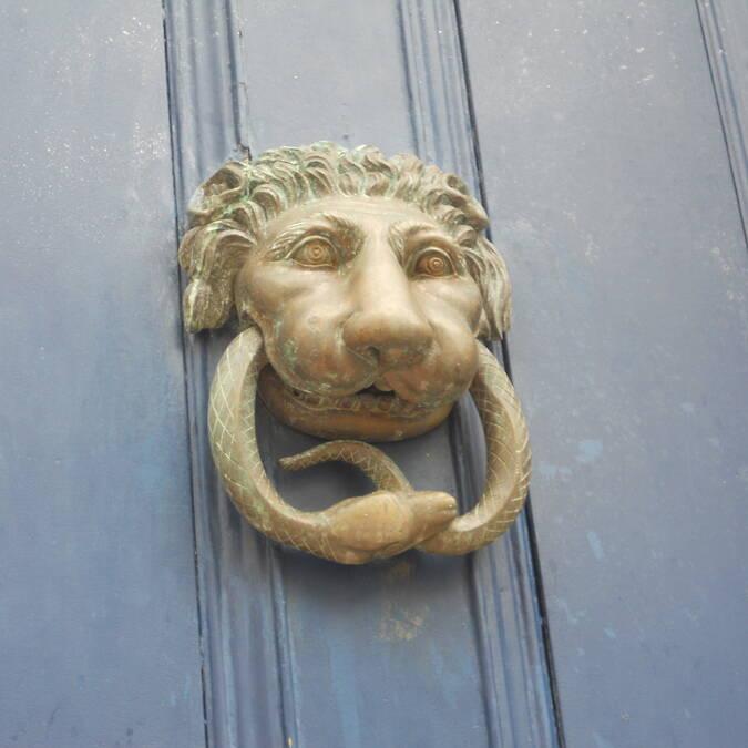Heurtoir, centre ville de Rochefort - Rochefort océan
