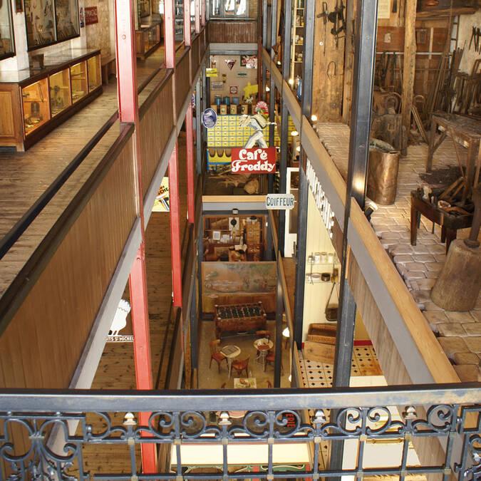 Musée des Commerces d'Autrefois Rochefort - Rochefort Océan