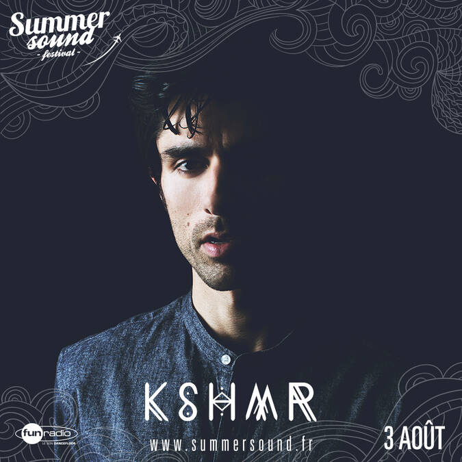 DJ Kshmr - le 3 Août 2017
