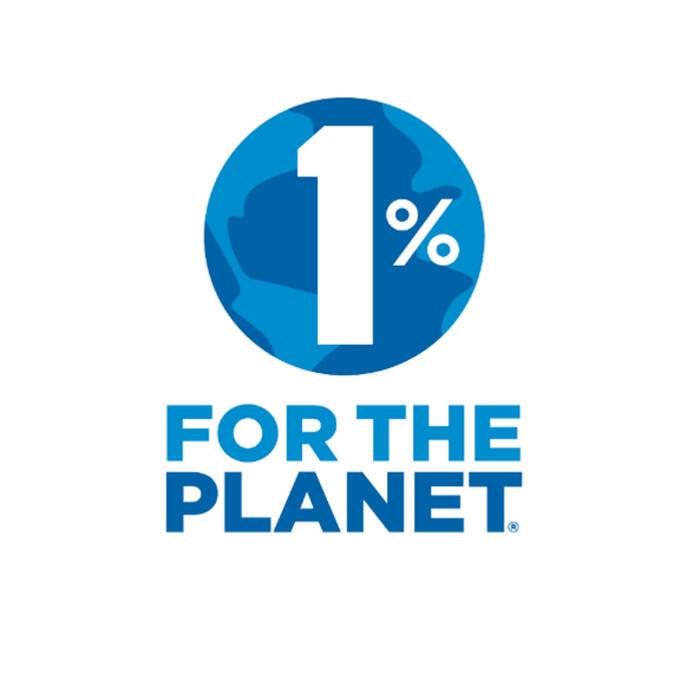 Logo 1% for the planet chez Léa Nature