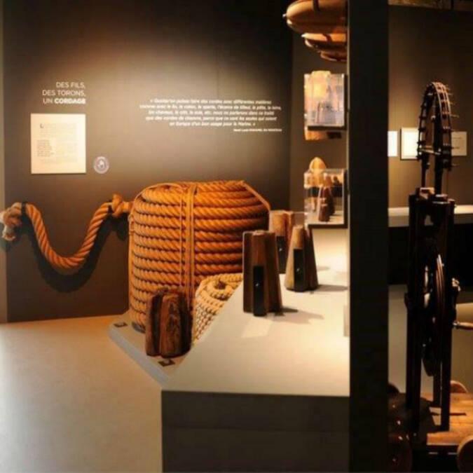 Nouvelle exposition à découvrir à la Corderie Royale de Rochefort - © CIM